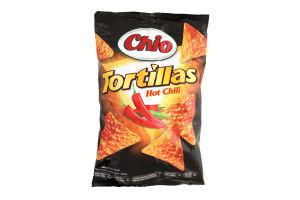 Чипсы Chio Tortilla chips chili 125г