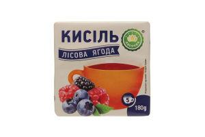Кисель Лесная ягода Ласочка м/у 180г