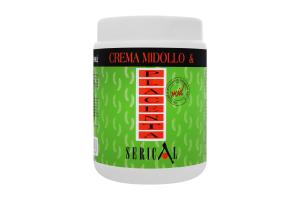 Крем для волос с вытяжкой из бамбука и плаценты пшеницы Serical C:Enko 1000мл