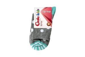 CONTE-KIDS TIP-TOP Шкарпетки дитячі р.20 274 сірий