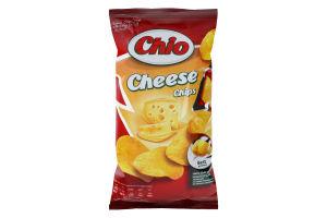 Чіпси картопляні зі смаком сиру Chio м/у 150г