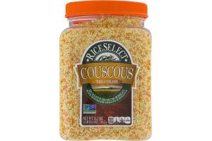 RiceSelect Couscous Tri-Color