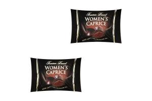 Конфеты со вкусом шоколадного брауни Women's caprice Lukas кг
