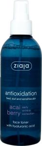 Ziaja тонік для обличчя Ягоди асаї антиоксидантний 200мл