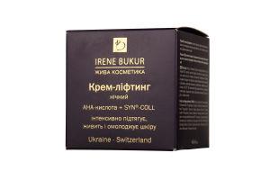 Крем-лифтинг для лица ночной Irene Bukur 45мл