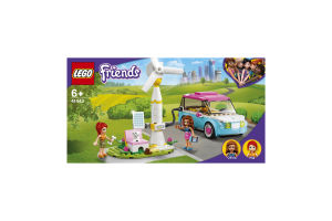 Конструктор для детей от 6лет №41443 Электромобиль Оливии Friends Lego 1шт