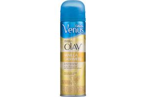Gillette Venus Olay Shave Gel Vanilla Cashmere