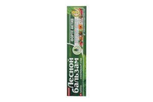 Зубная паста Форте Лесной бальзам 75мл