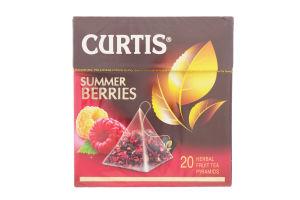 Чай Curtis Summer Berries 20*1.7г 34г