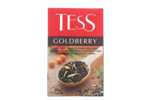 Чай черный листовой Goldberry Tess к/у 90г