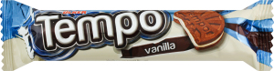 Печиво шоколадне з ванільним кремом Vanilla Tempo Ülker м/у 72г