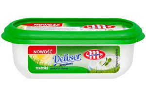 Сир 45% м'який Deliser Mlekovita п/у 125г