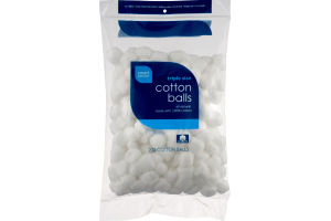 Smart Sense Triple Size Cotton Balls - 200 CT