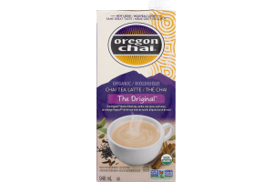 Oregon Chai Organic Chai Tea Latte The Original