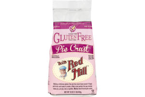 Bob's Red Mill Gluten Free Pie Crust