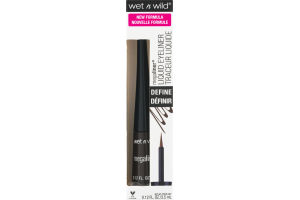 Wet n Wild Megaliner Liquid Eyeliner Dark Brown