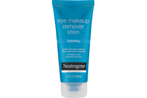 Neutrogena Eye Makeup Remover Lotion Hydrating