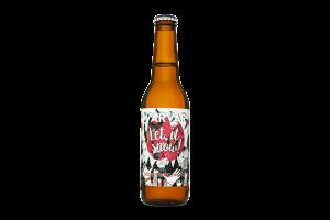 Пиво 0.33л 5% світле нефільтроване непастеризоване Let it snow Varvar пл