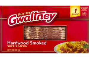 Gwaltney Sliced Bacon Hardwood Smoked