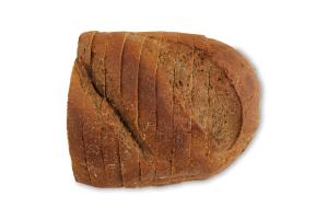 Хлеб половинка в нарезке Баварский Дніпровський хлібокомбінат №11 м/у 300г