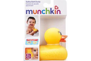 Munchkin Safety Bath Ducky 0+Months
