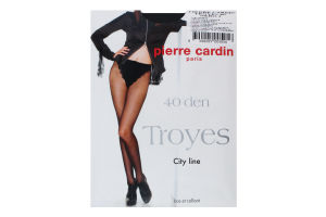 Колготки жіночі Pierre Cardin Troyes 40den 3 nero