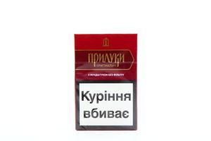 Сигареты Прилуки Оригинальные 12 б/фильтра