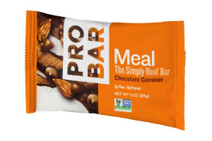 PROBAR Meal The Simple Real Bar Chocolate Coconut