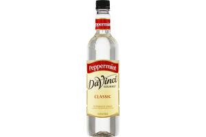 DaVinci Gourmet Classic Peppermint Syrup