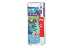 Зубная щетка электрическая Pixar Kids Oral-B 1шт