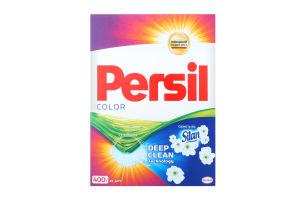 Пральний порошок синтетичний для кольорових речей Свіжість від Silan Persil 400г
