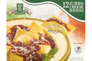 P&S Jumbo Cheese Ravioli