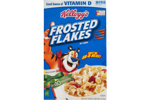 Kellogg's Cereal Frosted Flakes