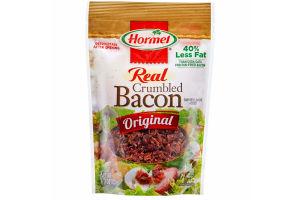 Hormel Premium Crumbled Bacon, 4.3 Ounce Pouch