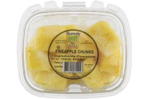 Heavenly Sweet Bites Pineapple Chunks