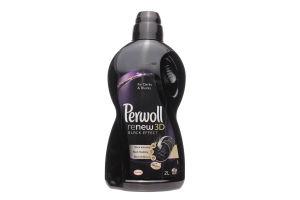Жидкость для стирки Black ReNew+ Perwoll 2л
