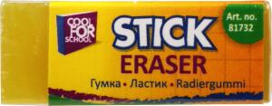 Гумка CFS для олівця Stick 40*15*11мм асорті CF81732