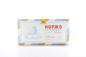 Морозиво Три ведмеді Моржо Ваніль-шоколад двошарове 500г х9
