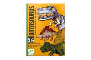 Карточная игра DJECO Динозавры