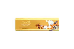 Шоколад Lindt Gold молочный фундук/изюм 300г
