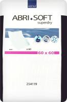 Пеленки одноразовые Arbi-Soft Superdry Abena 60шт