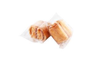 Печиво здобне Абрикосовий ролл Добробут кг