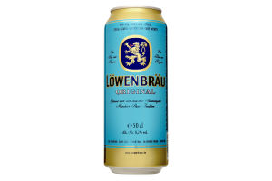 Пиво 0,5л 5,2% Lowenbrau