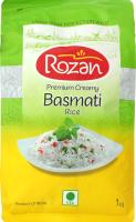 Рис Premium Creamy Basmati Rozan м/у 1кг