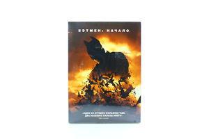 Диск Blu Ray Бэтмен Начало