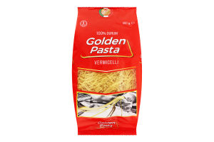Изделия макаронные Vermicelli Golden Pasta м/у 400г