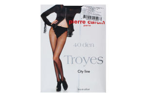 Колготки жіночі Pierre Cardin Troyes 40den 4 nero
