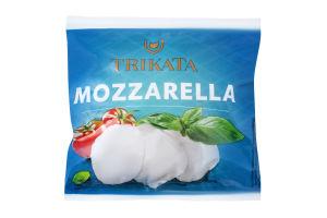 Сыр Trikata моцарелла 45% кор/мол
