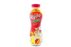 Йогурт 2,5% Дыня-манго Чудо п/б 385г