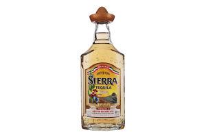 Текіла 0,7л 38% Gold Sierra